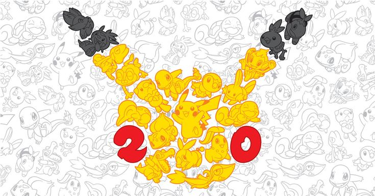 This celebration is so wonderful it made me cry tears of joy. I cannot express enough how much Pokemon means to me. It's a strange thing how something like this can enrich someone's life so much. #pokemon20