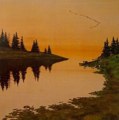 """Timber Bay"" by Duane Armstrong"