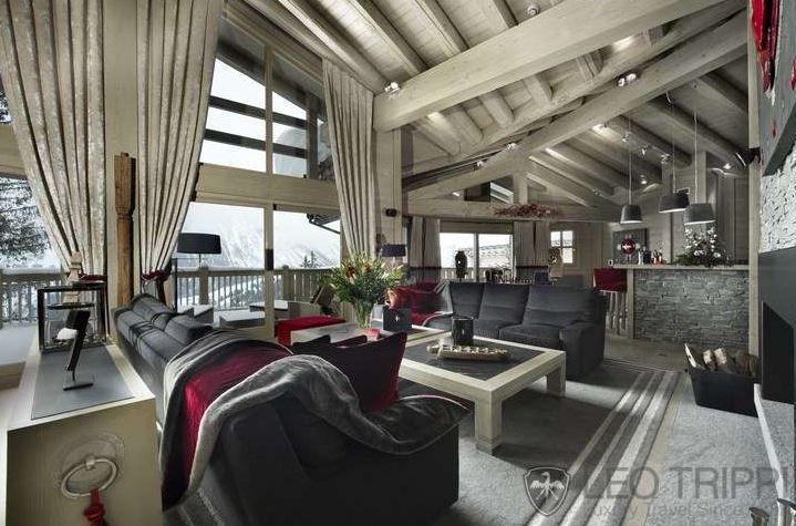 http://www.leotrippi.com/en/catered-ski-chalets/france/courchevel-1850/chalet-b-k2-1850.html  #france #luxury chalet