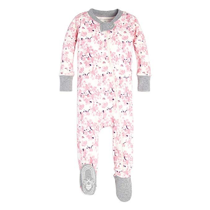 Baby Boys Girls Sleeper Pajamas Button Front Non-Slip Footed Sleeper PJs Cotton One-Piece Coverall Jumpsuits