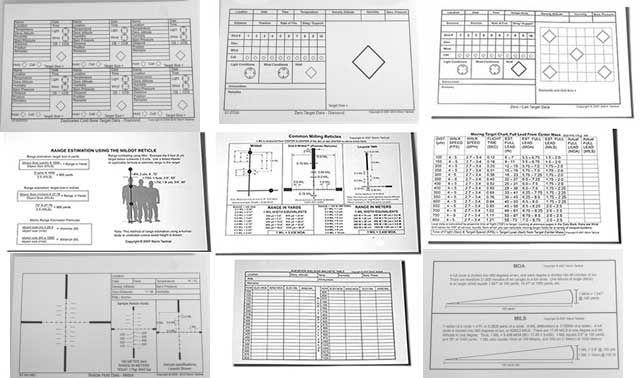 Storm Tactical Heavy Paper Modular Data Books