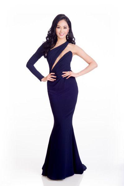 44 besten Miss Universe\' Evening Gown Bilder auf Pinterest | Festzug ...