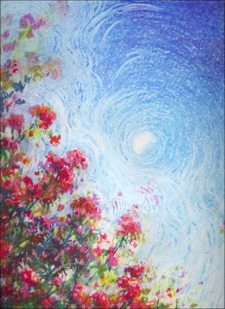 236 Best Oil Pastels Images On Pinterest Oil Pastels