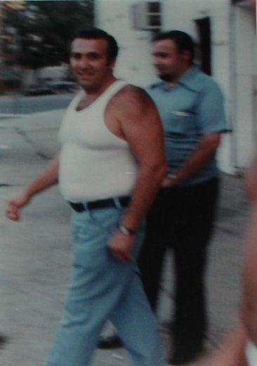 Roy DeMeo & Joseph Testa, The Gambino Crime Famiy // Hitter & Associate.