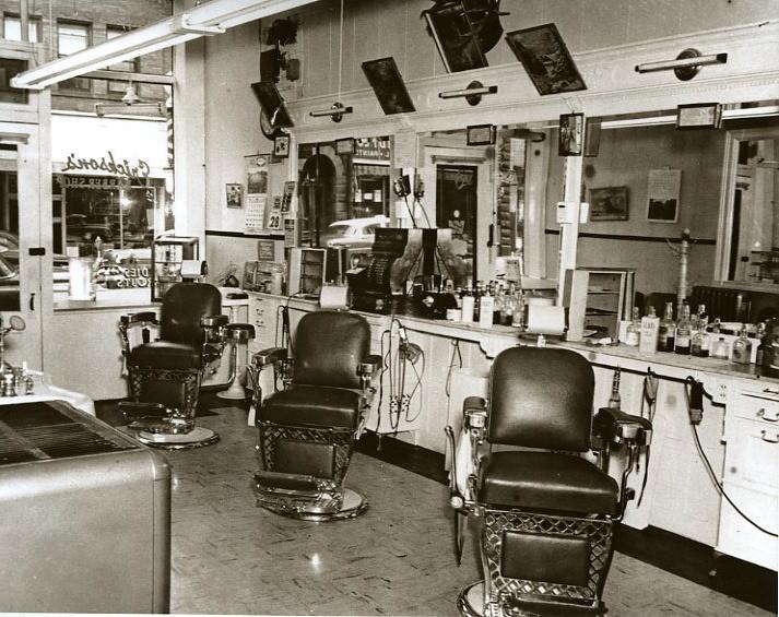Vintage Barbershop 1000+ images ab...