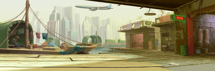 Street Fighter Alpha 3, Gen stage.