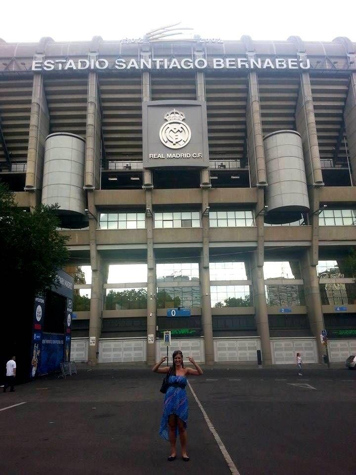 Madrid in España