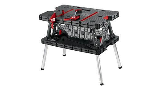 Looking for Master Pro? Take a look at our best-selling Folding Work Table, provided by Keter - An international leading plastic manufacturer.