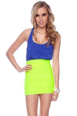 Colors Combos, Style, Color Combos, Clothing, Cute Outfits, Birthday Outfit, Neon Colors, Colors Block, Bright Colors