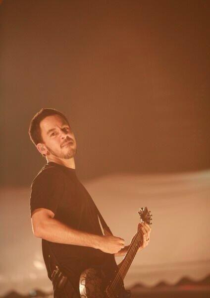 Mike Shinoda~ hey darling.
