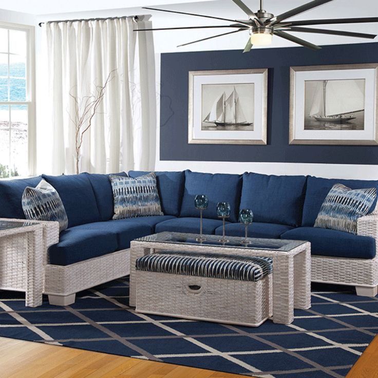 Bali LSF Arm Sofa (With images) | Indoor wicker furniture ...