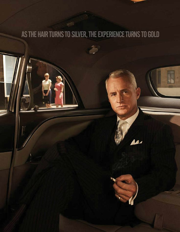 Why is this quote so good? Roger Sterling John Slattery - Mad Men.: