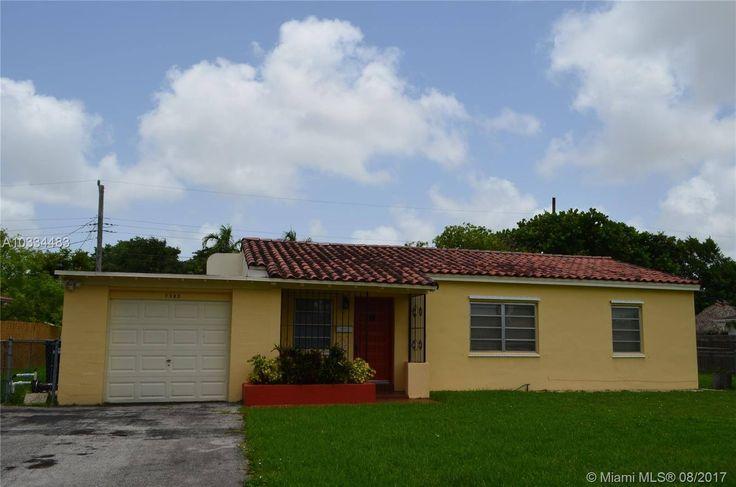 Propiedad para una sola familia en venta $370,000  78365 36th St, Miami, FL 33155  Descripción:  3 habitaciones 2 baños 1,520 pies cuadrados Piscina: No Alquiler alrededor de $1,400 Especialista en propiedades de inversión: Malico k Watson (855) 212-7368 Email: mwatson@orangeaverealtors.com Website: www.bryanorange.com  Somos Investment Gurus, invierta con nosotros, inscribase para los negocios de bienes raíces más recientes en la ciudad. investorpartnerwanted.com  #Realestate #Realtor