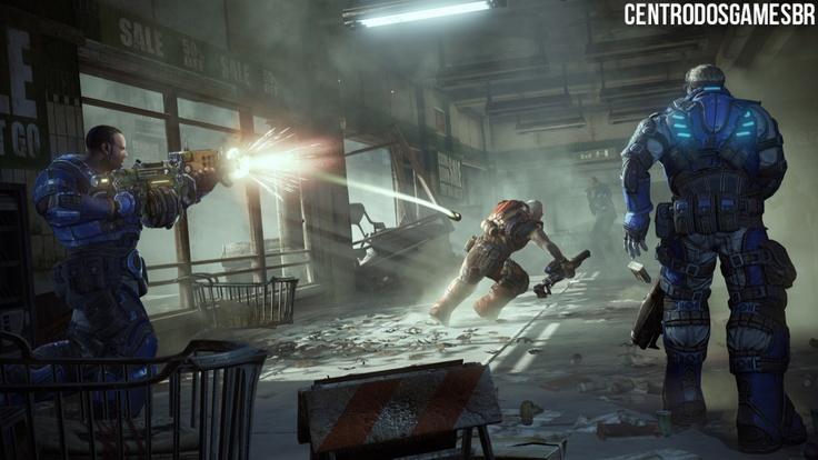 Gears of War Judgment DLC Lost City (02)