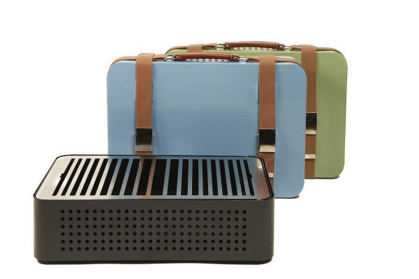 Mon Oncle Portable BBQ Grill by RS Barcelona in home furnishings  Category