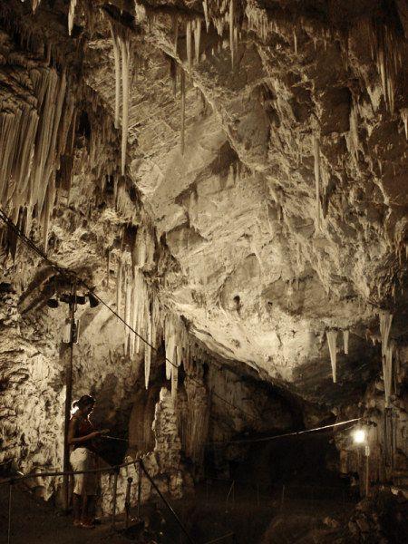 Antiparos Cave #Antiparos, #Greece, #Nature