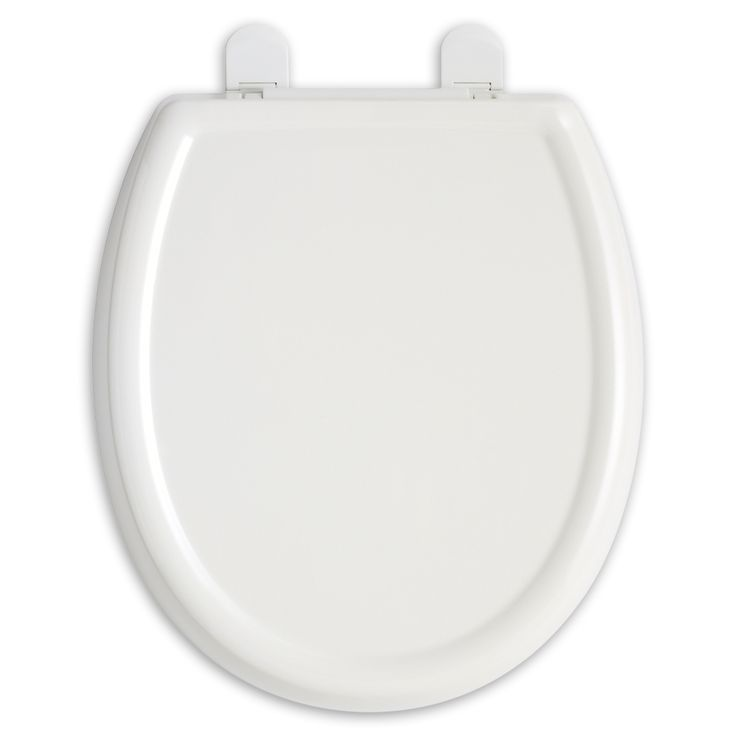A slow close toilet is perfect for any age, with or without a health issue. This American Standard toilet seat has the slow close, and a finish that inhibits the growth of bacteria.