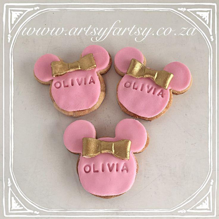 Minnie Cookies #minniecookies