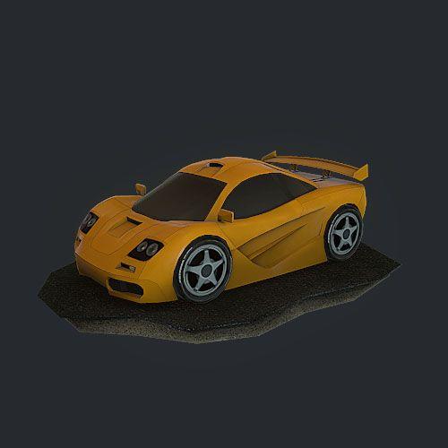 CRC12 - Cartoon Race Cars 12
