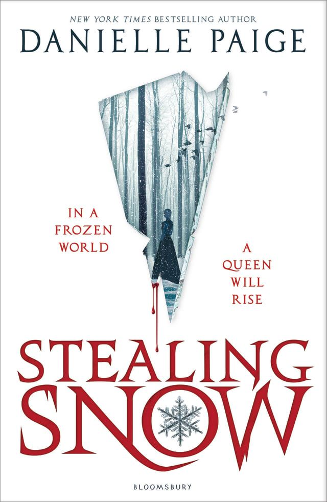 This is the YA fairy-tale fans of Frozen have been waiting for. Loosely adapted from Hans Christian Anderson's The Snow Queen, Stealing Snow offers a darker twist on the children's story, relocating it to a high security New York mental hospital.Out 10 October. Pre-order a copy here.