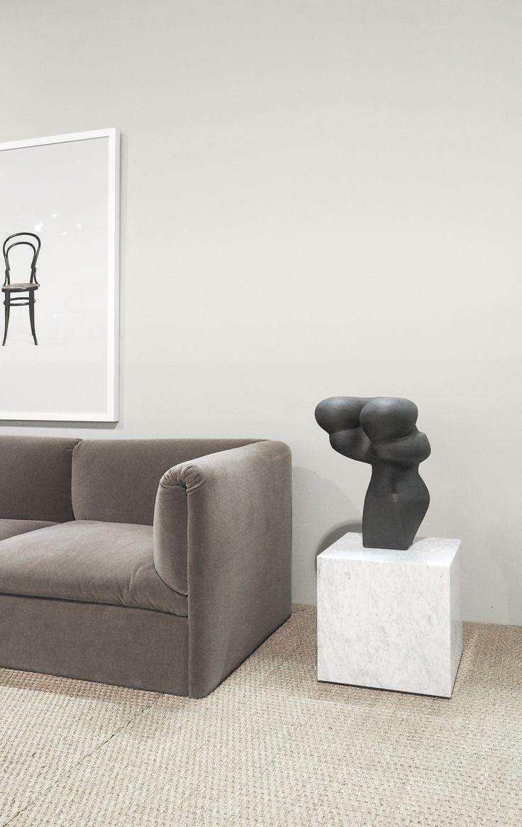 Lotta Agaton Trends exhibition, lMinimalist livingroom