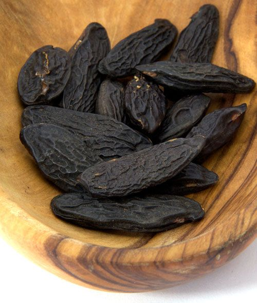 fève tonka, tonka beans - source of coumarin