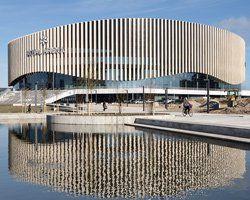 3XN completes multi-purpose 'royal arena' in copenhagen