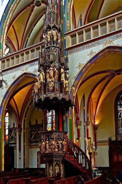 Amazing Krijtberg Church Amsterdam
