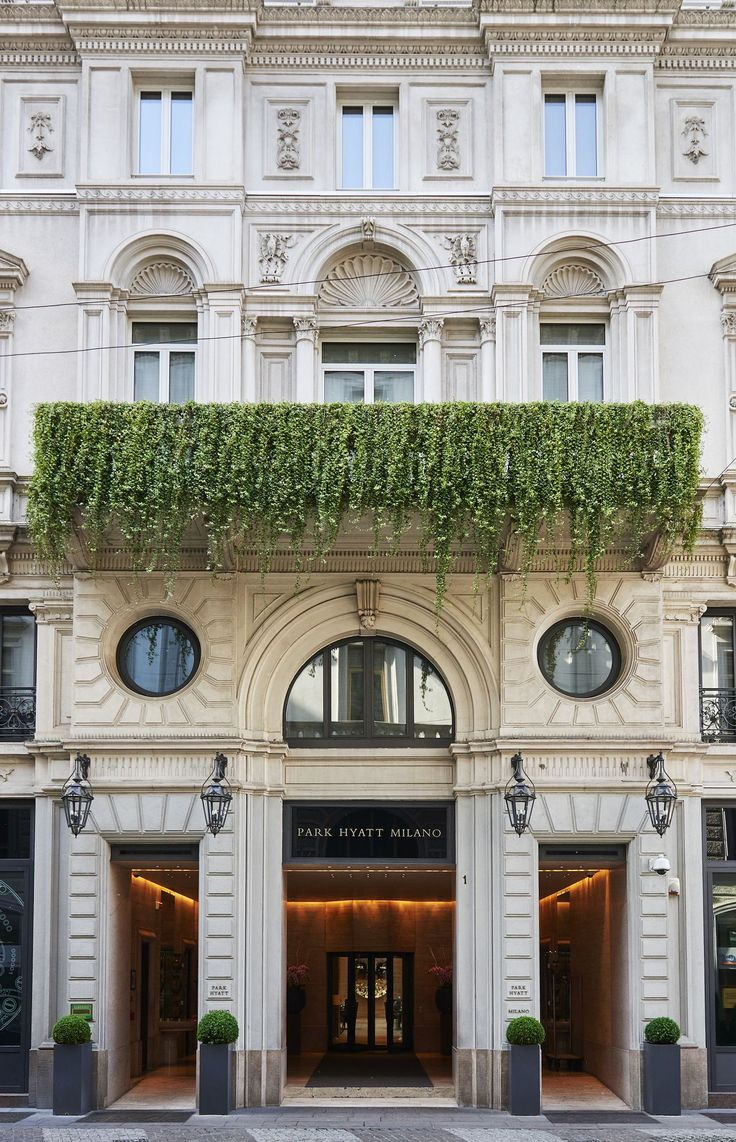 Park Hyatt Milan Smack dab in the heart of the... | Luxury Accommodations