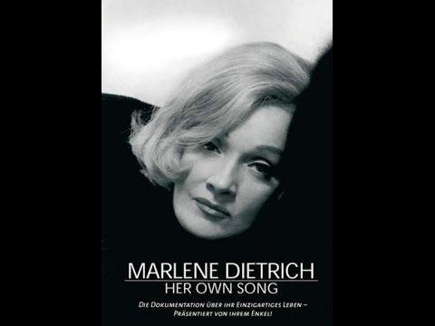 Marlene Dietrich  Su propia canción - Documentales en Español Completos