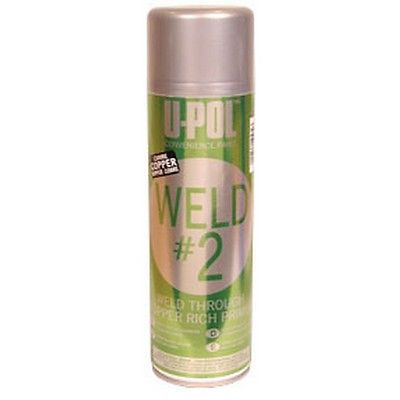 Paint Primers 126191: U-Pol Uplup0768 Weld 2 Copper - Weld Through Copper Primer, Aerosol New -> BUY IT NOW ONLY: $43.35 on eBay!