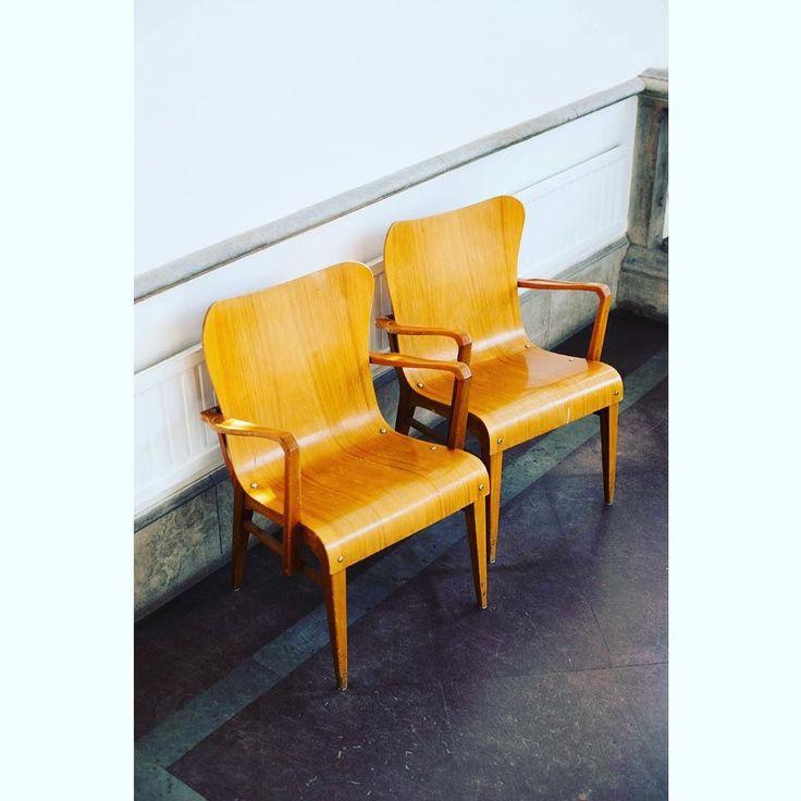 Snygga stolar på #NordiskaMuseet | #design #chair #möbler #furniture #wood #oldschool #vintage #style #trend #loveit #wood #trä by enna.architect
