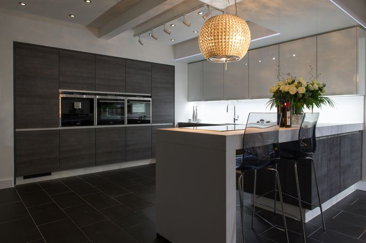 Nobilia Have Given Their Cabinets A Number Of Elegant Finishes Including  Those Used In This Solution