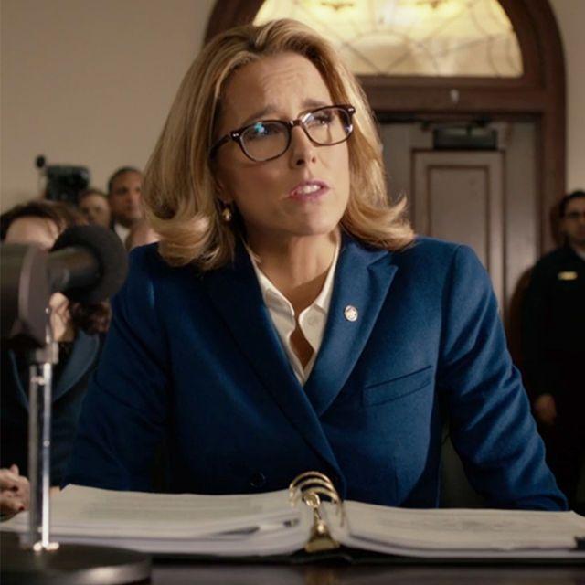 Elizabeth Mccord 's Blazers featured in Madam Secretary  Season 1 Episode 14 Whisper of the Ax