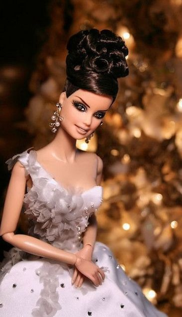 308 best images about fashion hair dolls on pinterest for A b mackie salon