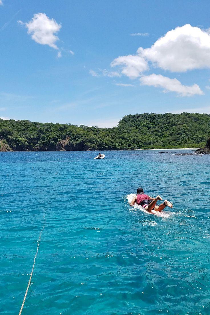 Boating in Costa Rica
