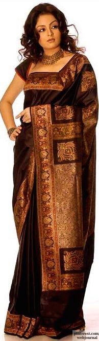 Ahmedabad handloom silk - http://www.gourisariasarees.com