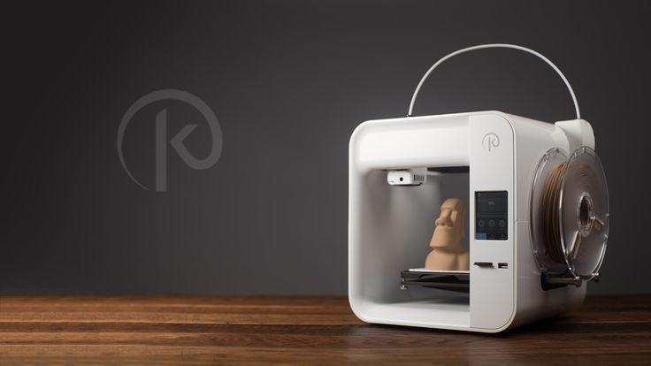 Kodama 3D Printer Kickstarter