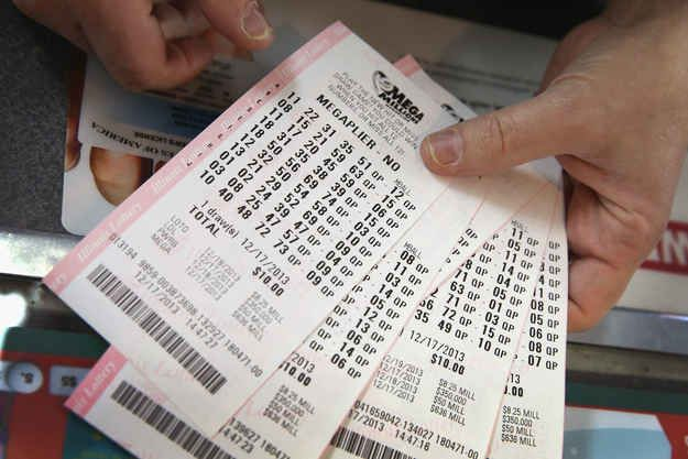 Winning Tickets For 636M Mega Millions Lottery Sold In