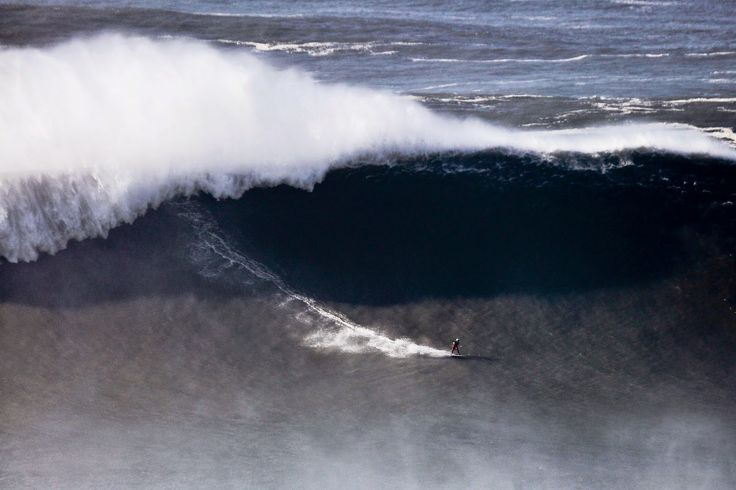 One Million Photo: As ondas gigantes voltaram à Nazaré
