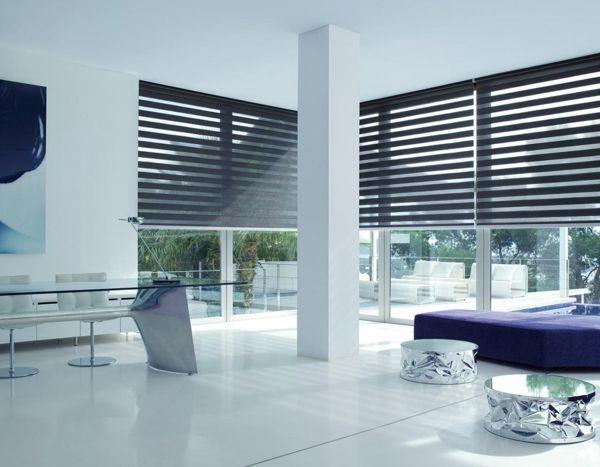 salon de luxe sol en lino blanc canap - Salon De Luxe