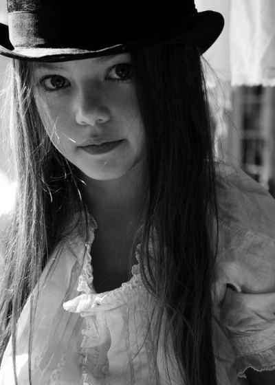 Mackenzie Foy.
