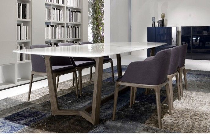 Dining Table:Large Dining Tables Sets Design For Your Farmhouse Dining Room Furniture Ideas White Top Dining Table With Metal Base Ideas Purple Upholstered Wooden Dining Chairs Dining Room Carpets Ideas Modern Dining Table With Metal Legs Large Dining Table Design Modern