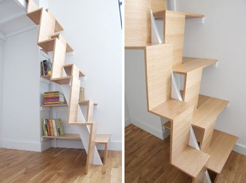 20+ Beautiful Modern Staircases Photo