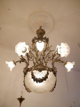 Elegant http alte kronleuchter de alte Lampen