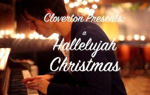 Cloverton hallelujah christmas single