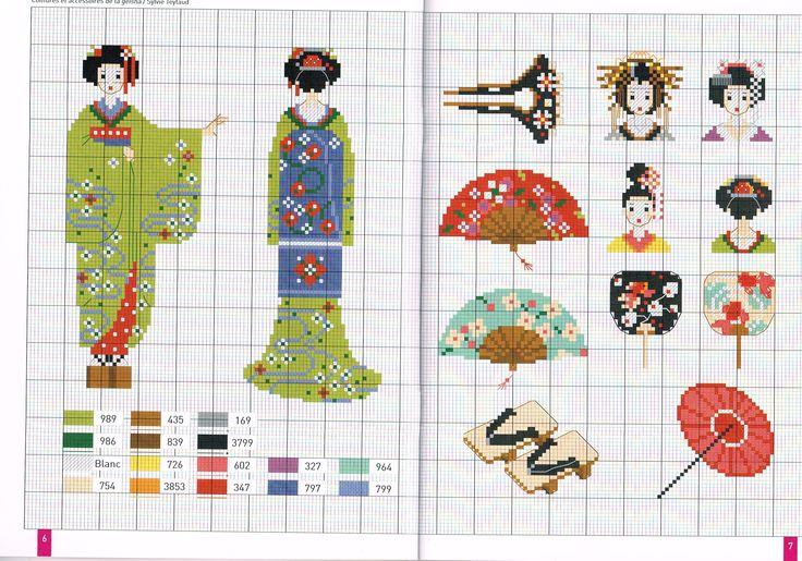 petits motifs japonais 2/11
