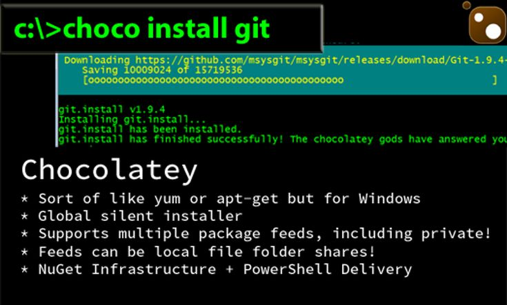 Windows, Command Line Package Manager – Dennis Anfossi