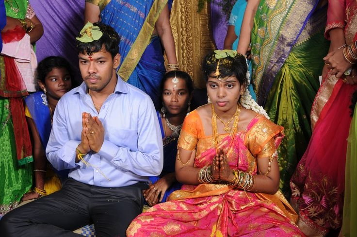 Me and Sushma on our wedding day. 9th May 2015.