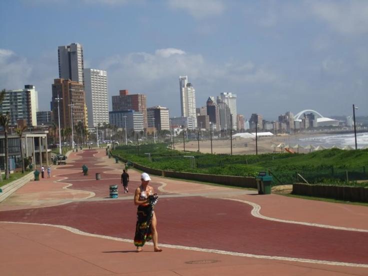 More Durban beach front